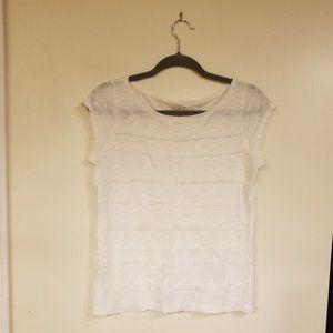 Ann Taylor LOFT Shortsleeve Shirt